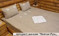 bedclothes natural linen