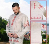 Kosovorotka with embroidery