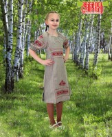 "Children's dress ""Slavyanka"""