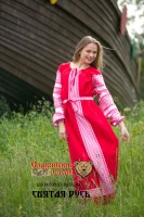 "Dress ""Zoryushka"""