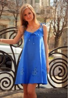 Sundress linen